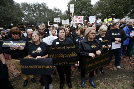 ct-louisiana-teacher-arrested-president-resign-20180111