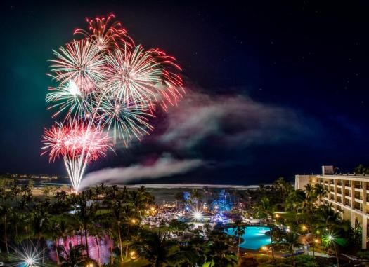 Mauna Lani New Year's Eve